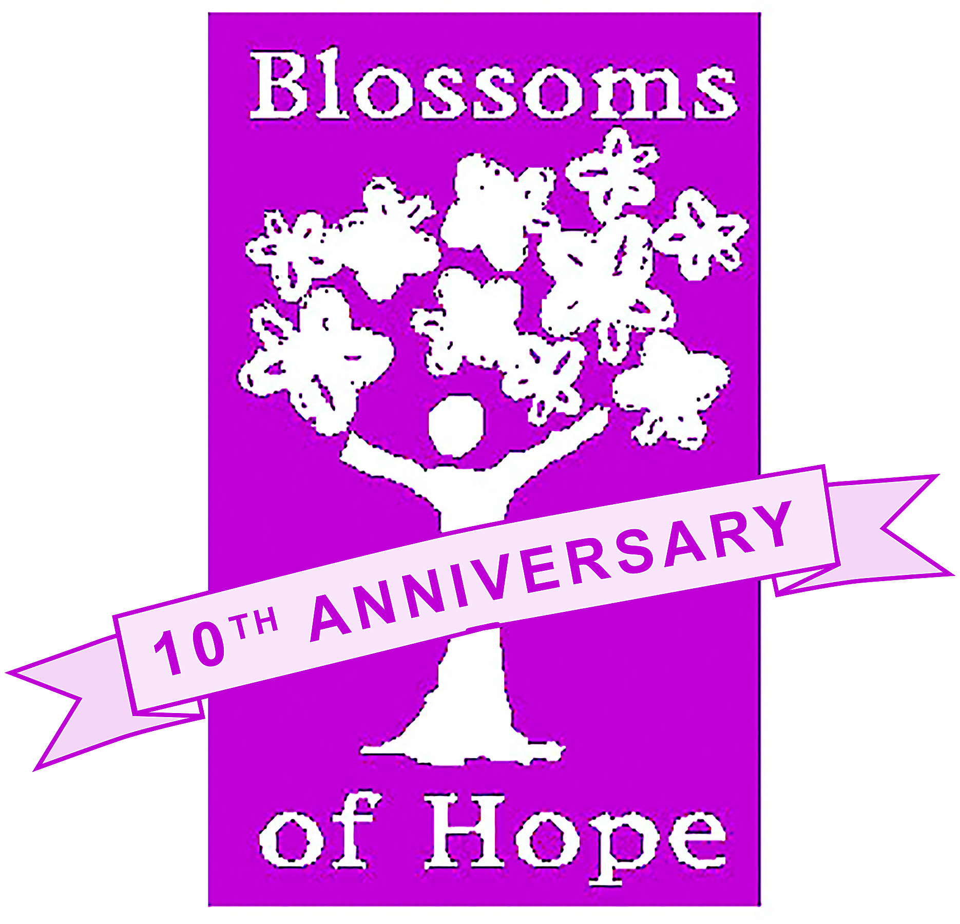 Blossom of Hope 10th logo final.indd